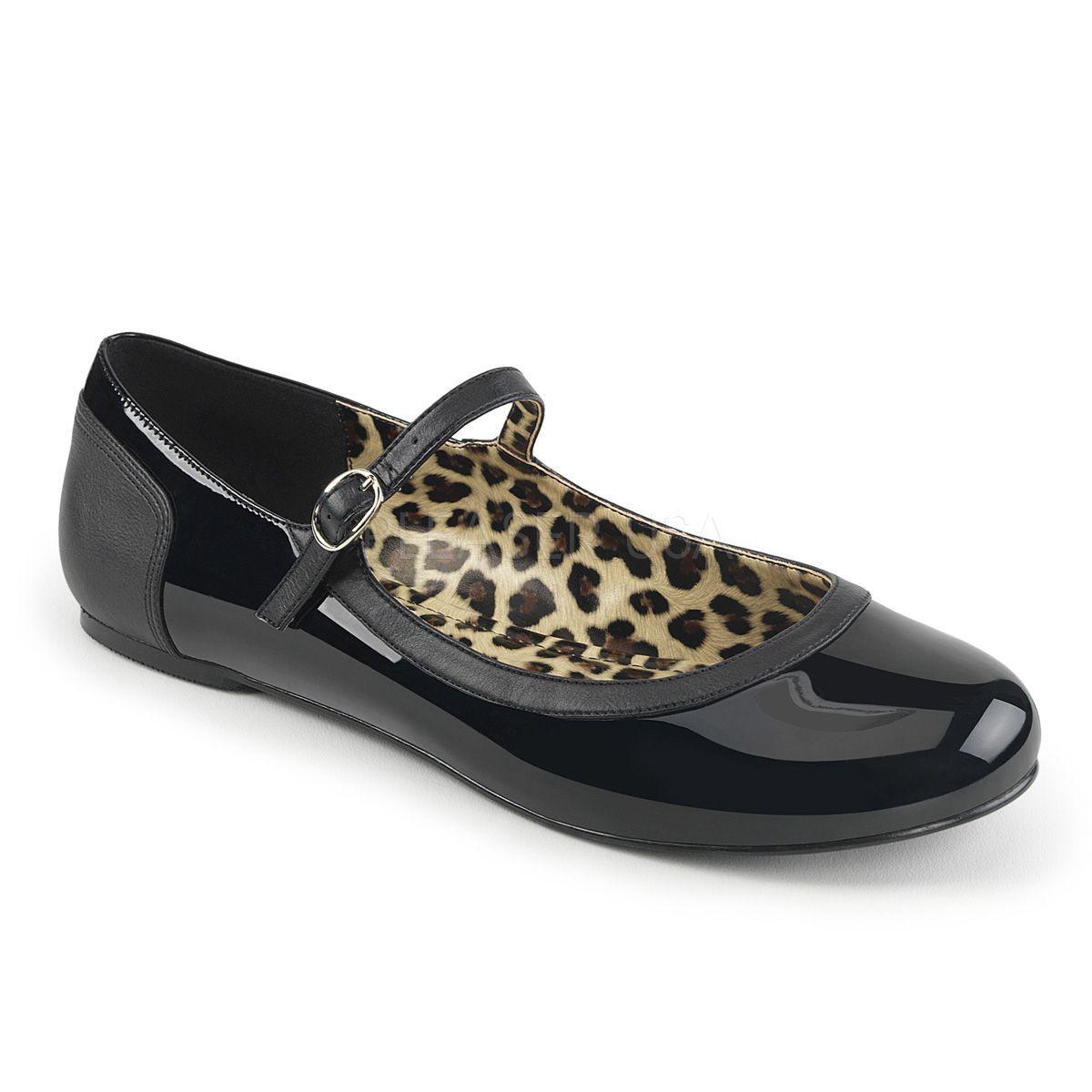 Demonia DAISY-20 - Zapatillas Bajas Sin Forro, Color Negro, Talla 40