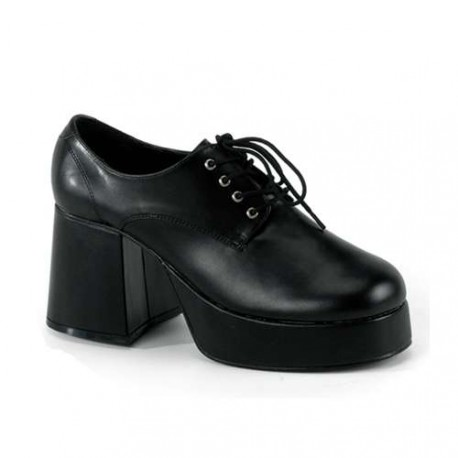 Zapato plataforma retro