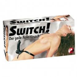 Consolador arnés switch