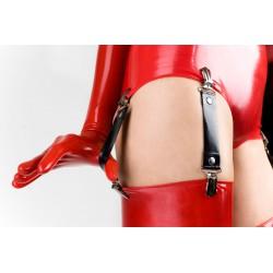 Tirantes de látex de ligueros para sostener las medias de 20cm
