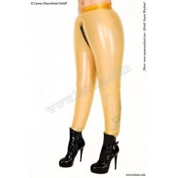 Pantalones inflables de látex