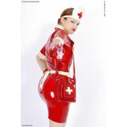 Bolso de enfermera de látex