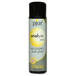 Lubricante anal pjur analyse me relaxing 100ml