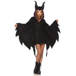 Leg Avenue disfraz sexy maléfica villana compuesto de 1 pieza