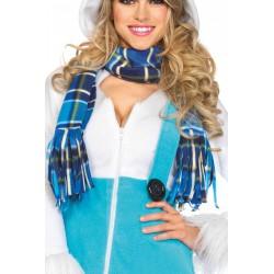 Leg Avenue disfraz sexy de muñeco de nieve compuesto por 2 piezas