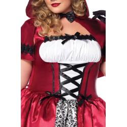 Leg Avenue disfraz sexy mujer caperucita roja gótica hasta talla XXXL