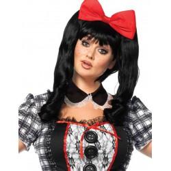 Disfraz sexy muñeca de trapo de Leg Avenue 3 piezas hasta talla XXXL
