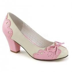 Pretty Pink Toes - Decoración de zapatos de Poliéster Multicolor leopardo talla única mSrTh5uBiX