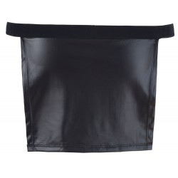 Erótico slips masculino con taparrabos y bolsillo frontal