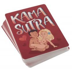 """Divertidas cartas eróticas que representa el Kama Sutra."""" Game Kama Sutra"""""""