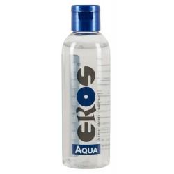 """Lubricante de 50ml a base de agua para una perfecta lubricación """"Eros Aqua"""""""