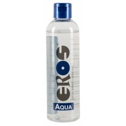 """Lubricante de 250ml a base de agua para una perfecta lubricación """"Eros Aqua"""""""