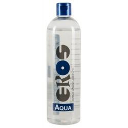 """Lubricante de 500ml a base de agua para una perfecta lubricación """"Eros Aqua"""""""