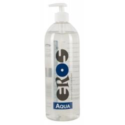 """Lubricante de 1 LT a base de agua para una perfecta lubricación """"Eros Aqua"""""""