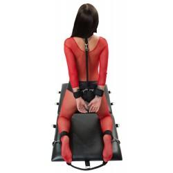 """¿Quieres jugar? Tablero de camilla unisex con accesorios """"Bondage Board"""""""
